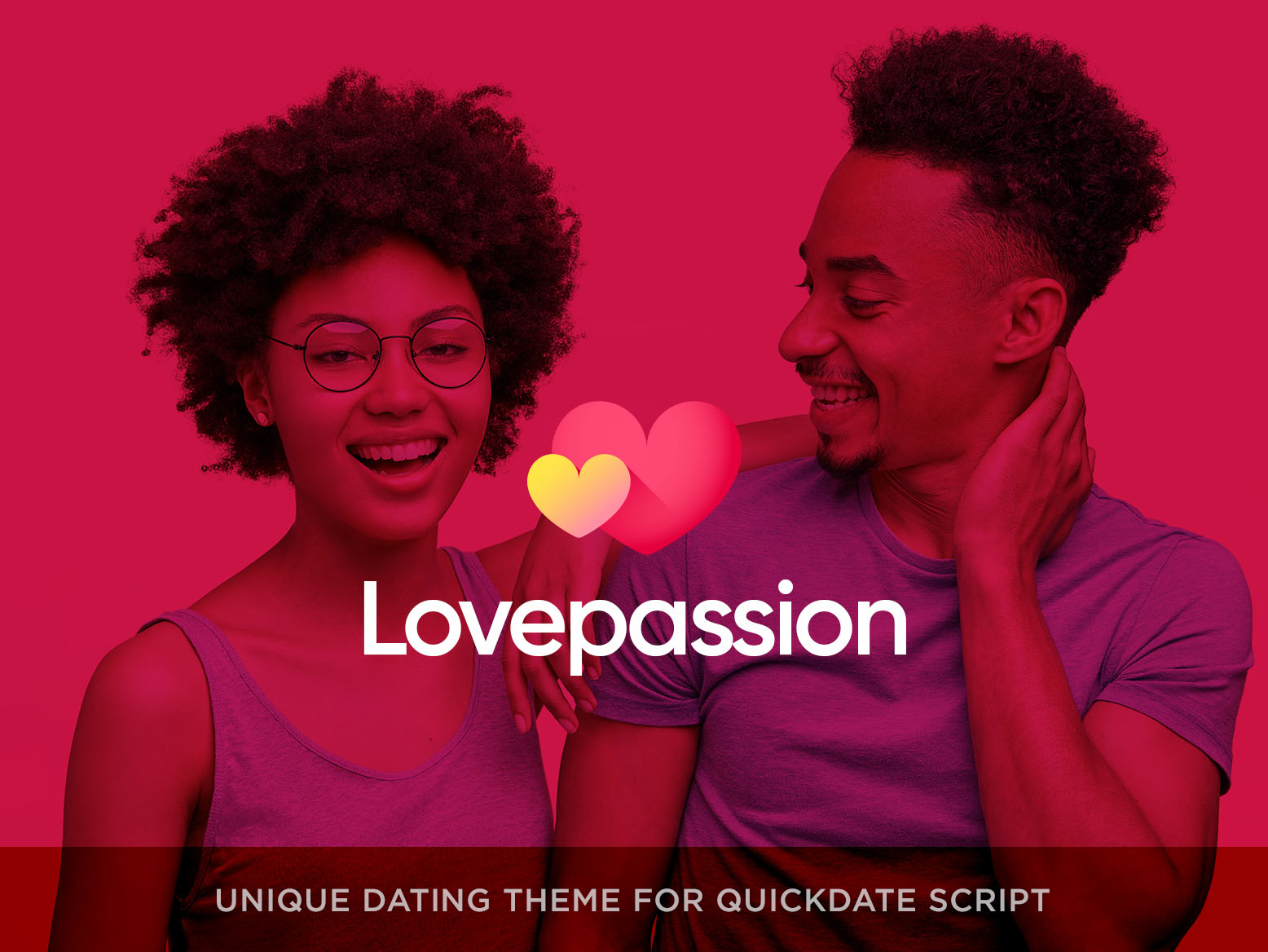 LovePassion dating theme is packed with awesome features, beautifully designed in a very smart way to bring the best user experience that you will definitely love.